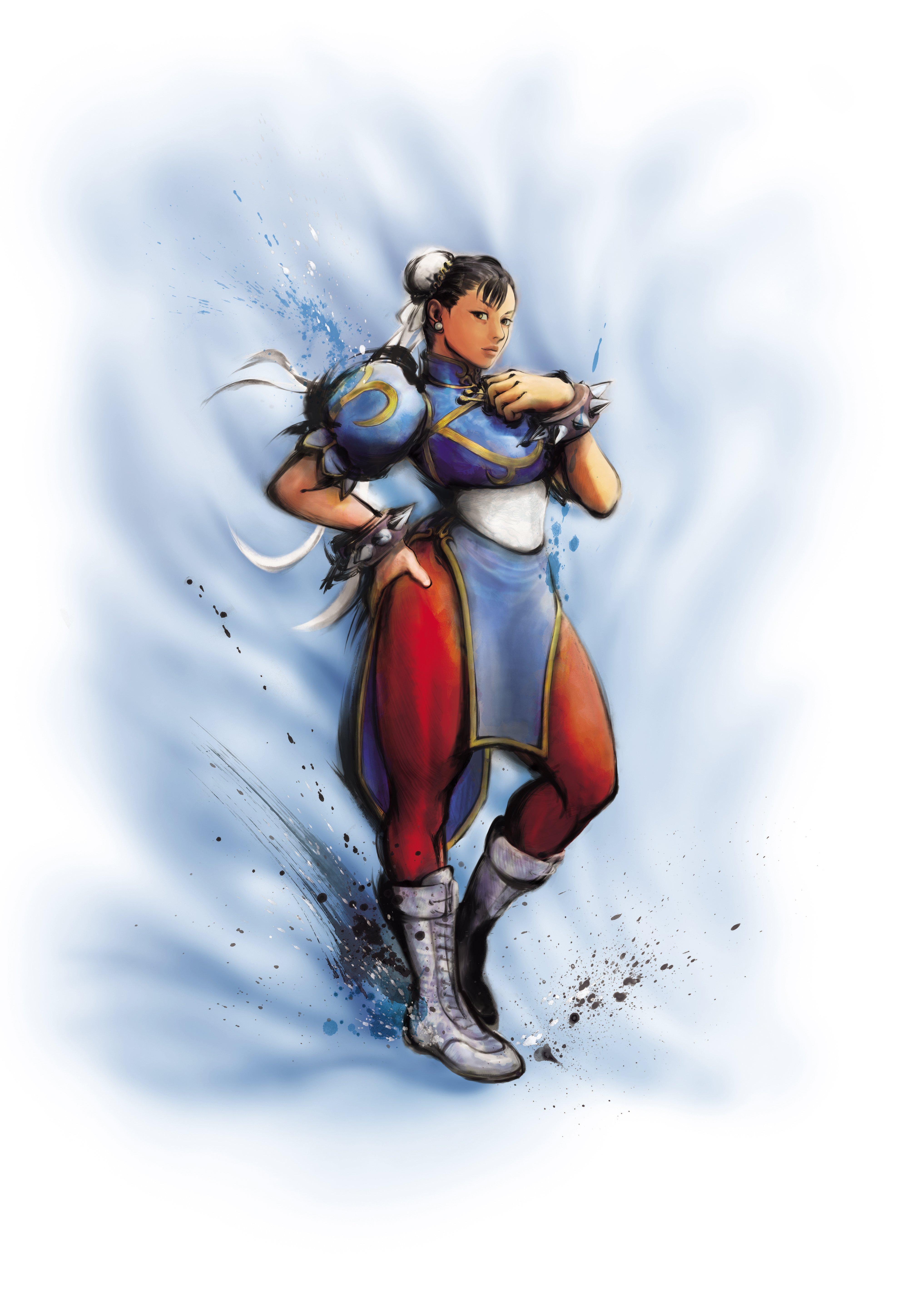 Street Fighter Galleries  Street Fighter Iv  Series 1