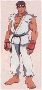 Street Fighter Galleries Street Fighter Zero Alpha The