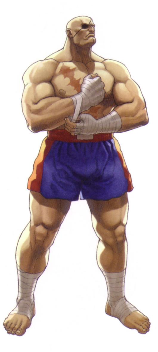 Street Fighter Galleries: Street Fighter EX2 Plus: Series 2
