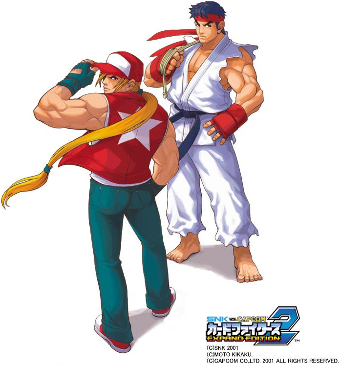Street Fighter Galleries: SNK Vs  Capcom: Card Fighters 2